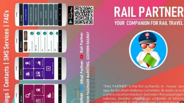 Rail Partner App Download
