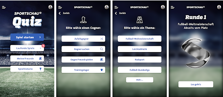 SPORTSCHAU Quiz Android