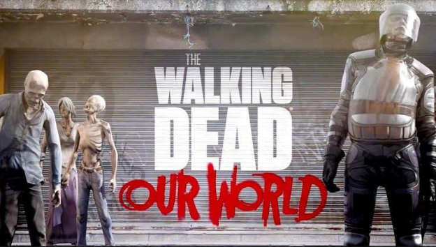 Walking Dead Our World APK