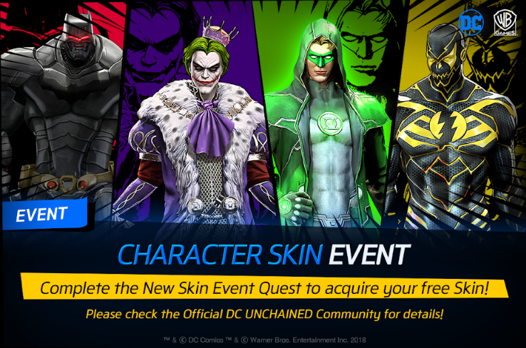 DC Unchained APK Download