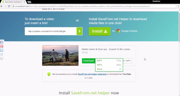 www savefrom net Apk | Download And Save Any Youtube Video