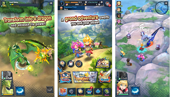 Dragalia Lost Game