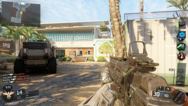 Call Of Duty Black OPS 4 Mobile APK