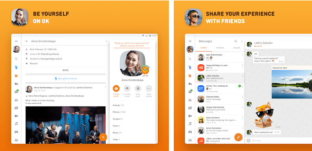 Download OdnoKlassniki Apk