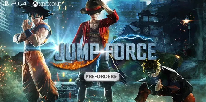 Jump Force Game | Another Fighting Game For Android & iOS