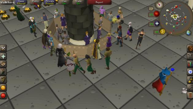 Old School RuneScape Game