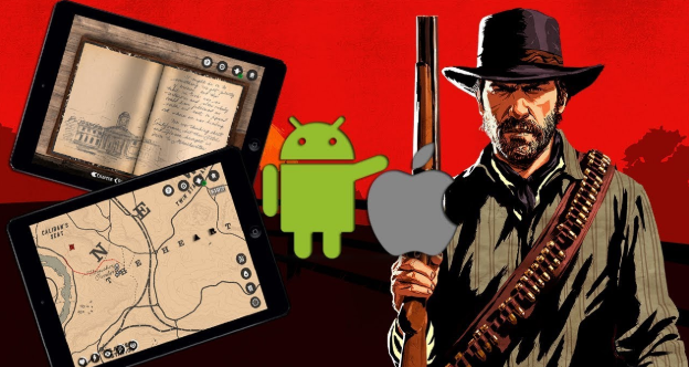Red Dead Redemption 2 Companion App iOS