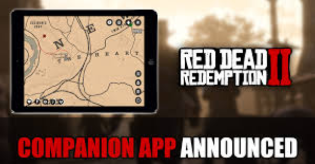 Red Dead Redemption 2 Companion App