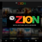 TVZion APK | Watch TV Shows, Movies On iPad, Android & iOS