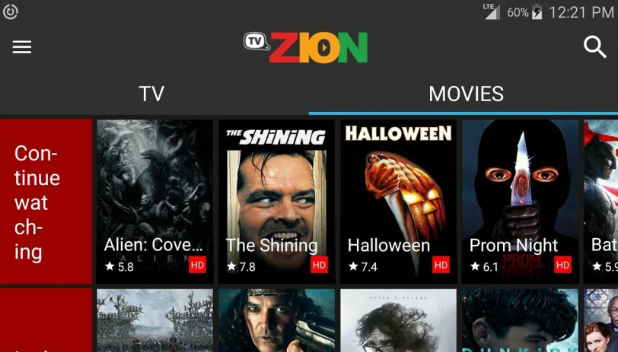 TV Zion download