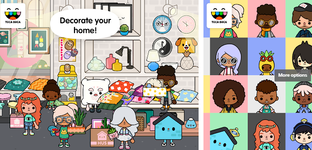 Toca Boca Neighborhood APK