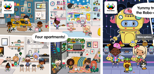 Toca Life Neighborhood APK