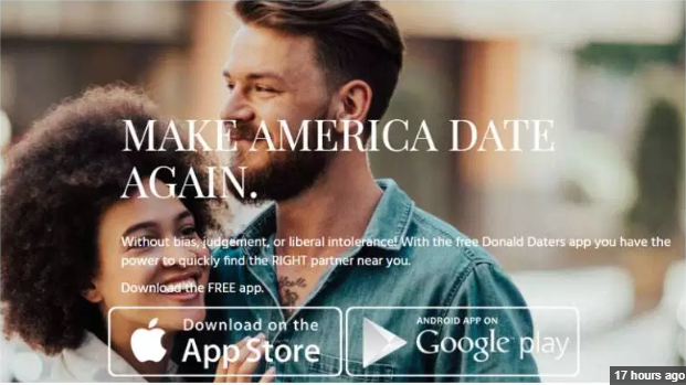 Trump Dating APP