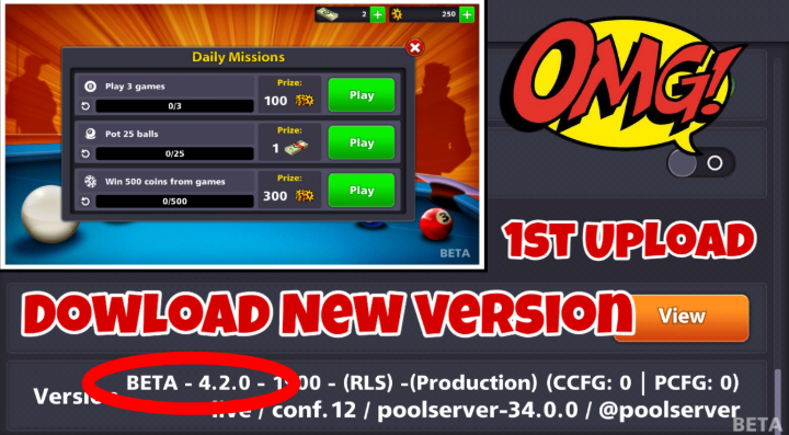 8 Ball Pool 4.2.0 APK