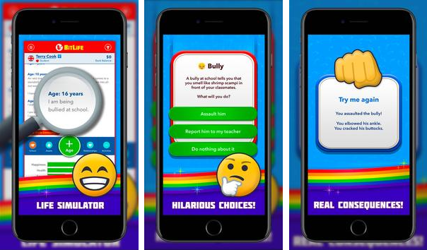 BitLife Life Simulator APK | A New Adventure Game For The Mobile