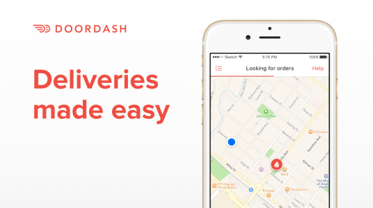 Doordash Dasher App