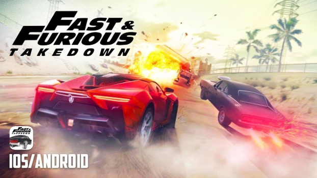 Fast And Furious Takedown APK