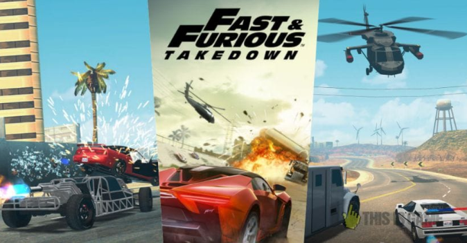 Fast And Furious Takedown Mod APK