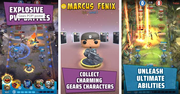 Gears Pop APK