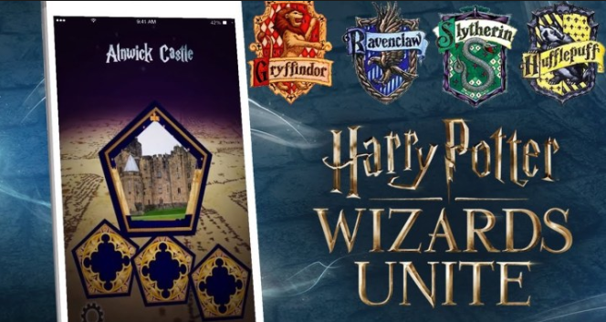 Harry Potter Wizards Unite APK