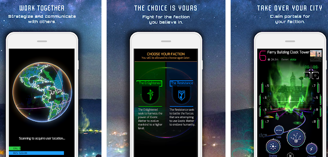 Ingress Prime Beta APK