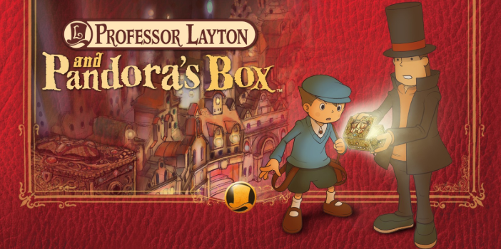 Professor Layton and the Diabolical Box APK