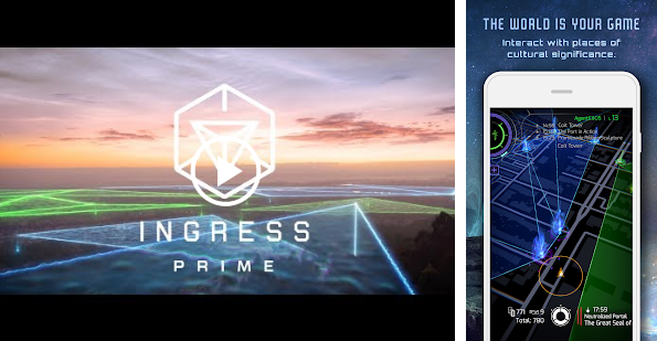 download Ingress Prime APK