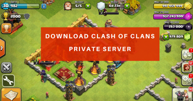 Clans Private Server APK