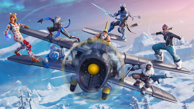 Fortnite Update 1.96