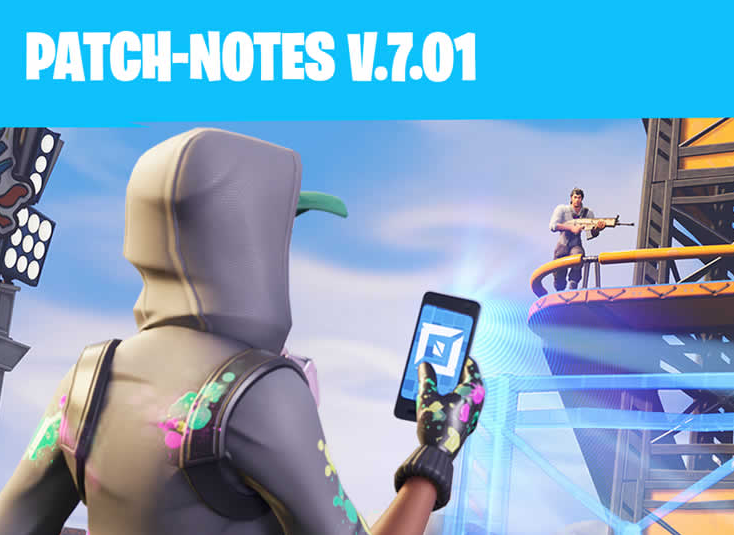 Fortnite Version 1.96
