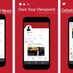 Read The Latest & Trending News On Your Mobile Phone Using Parler News App
