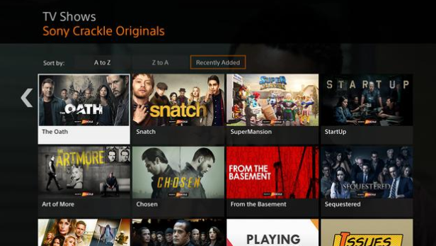 Sony Crackle Apk