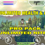 Mini Militia Mod By Sahad Ikr | Mini Militia Mod Apk Unlimited Ammo And Nitro