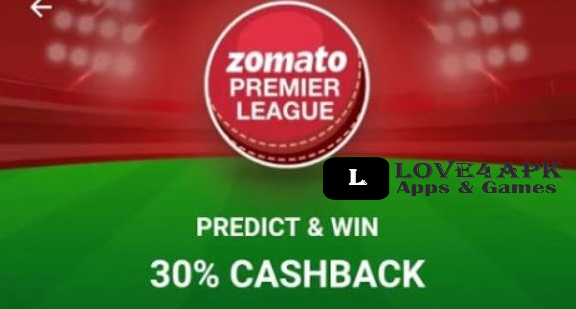 Zomato Premier League App