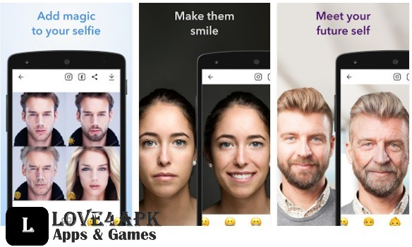 Gender Swap Filter Apk