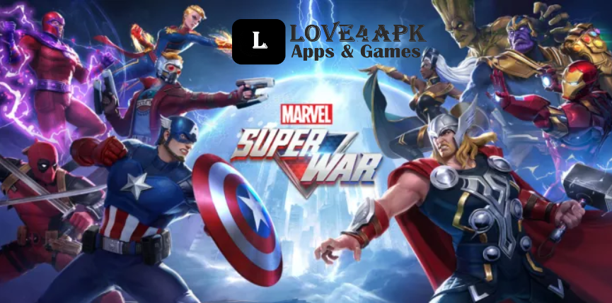 Marvel Super War Apk