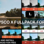 VSCO Fullpack APK [2019 Latest Version] Gratis On Android, iOS & PC