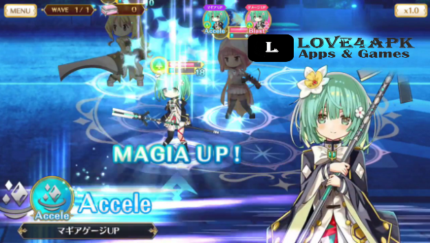 Magia Record English Apk