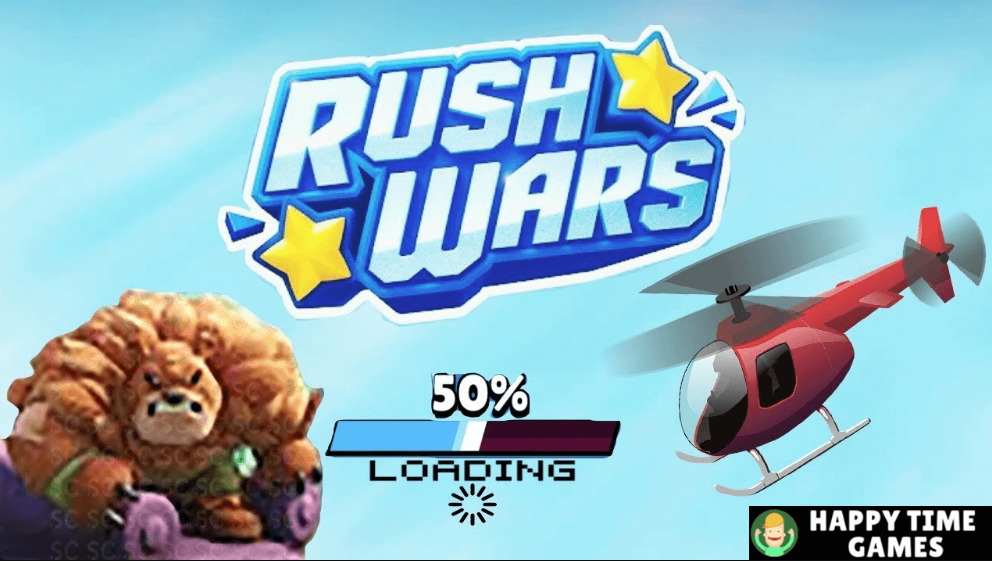 Rush Wars iOS Game