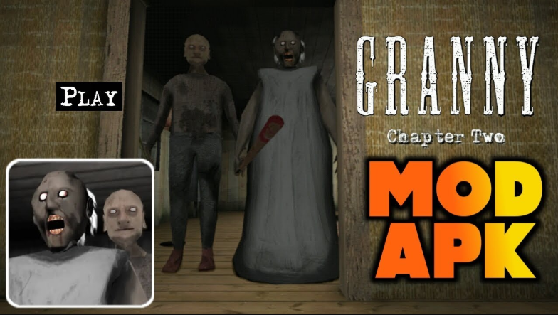 Granny Chapter Two Mod Apk