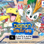 Digimon Rearise Apk English Version [Android & iOS 2019 Application]