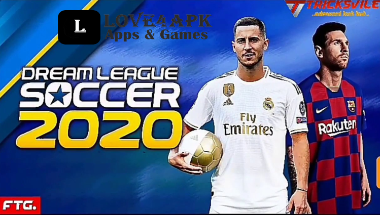 dream league soccer 2020 apk mod unlimited money