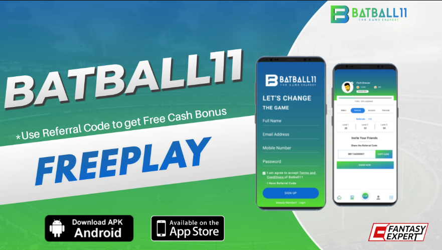 Batball11 Apk [100% Free] 2020 Latest Version For Android & iOS