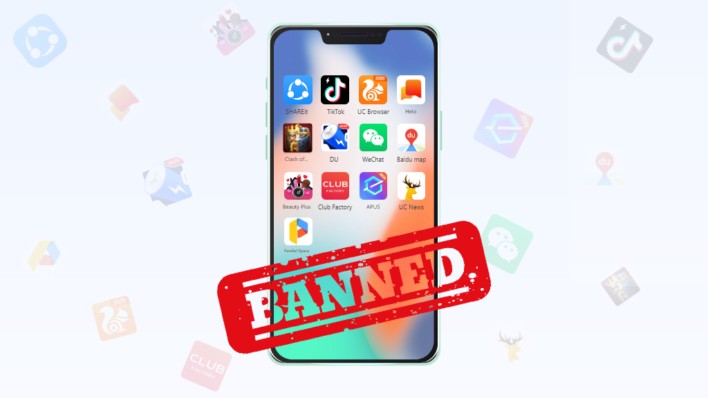 47 Apps Banned In India