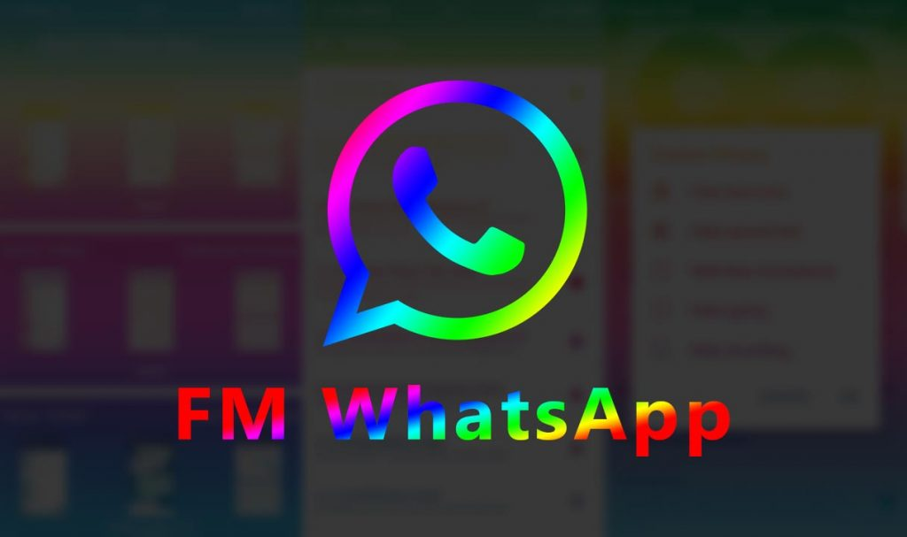 FM Whatsapp Latest Version 7.60 Apk Download