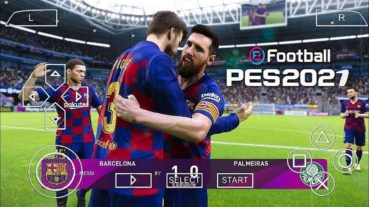 PES 2021 MOD APK UNLIMITED MONEY DOWNLOAD