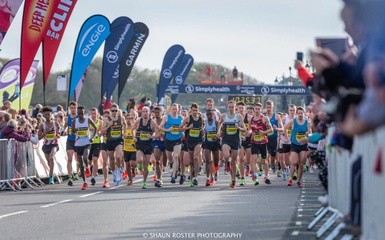Great South Run Tracking App